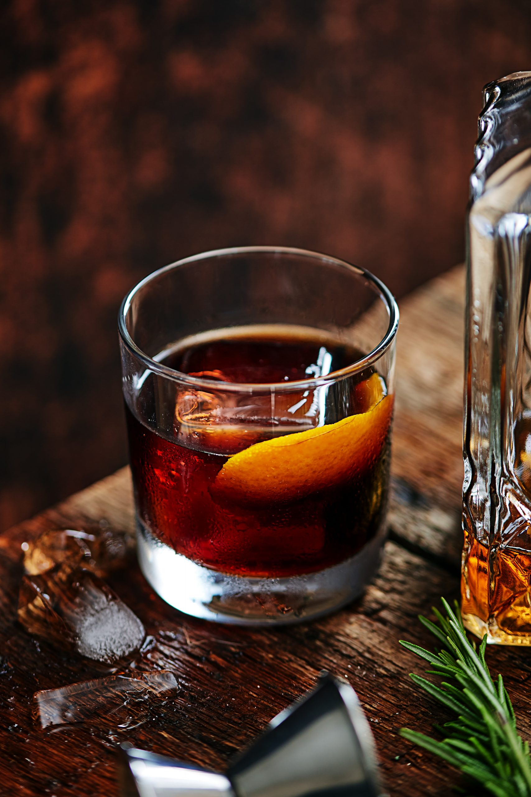 Sugar Free Ginger and whiskey 2